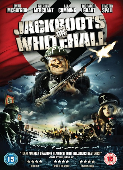 Jackboots On Whitehall [VOSTFR] affiche