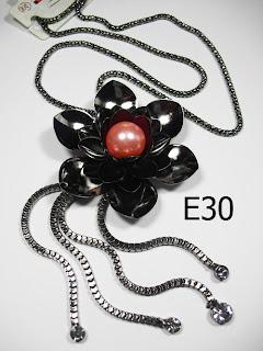 kalung aksesoris wanita e30