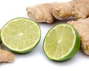 emagrecer suco de limão e gengibre