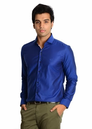 Collection Mens Royal Blue Shirt Pictures - Fashion Trends and Models