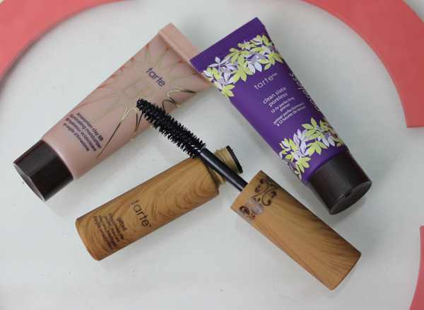 Prime, Shine & Define Tarte-To-Go Kit