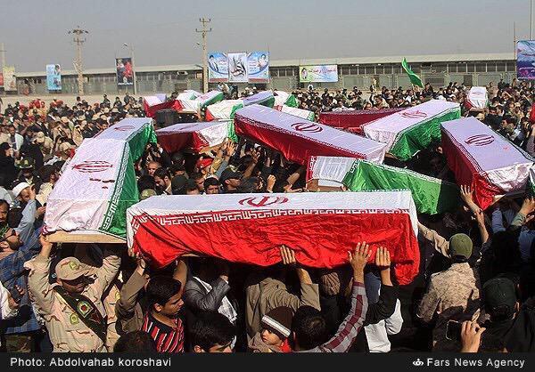 Bulan Oktober 2015 40 Tentara Syiah Iran Mati
