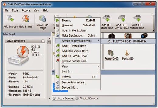 Daemon Tools Pro Advanced v5.4