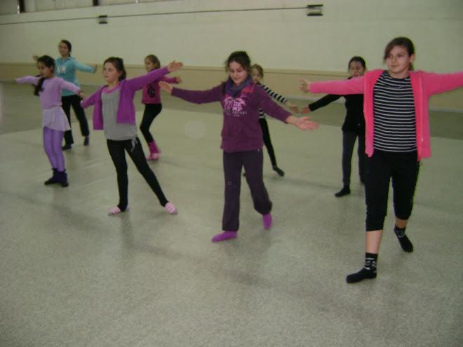 cours de danse ados niveau 1