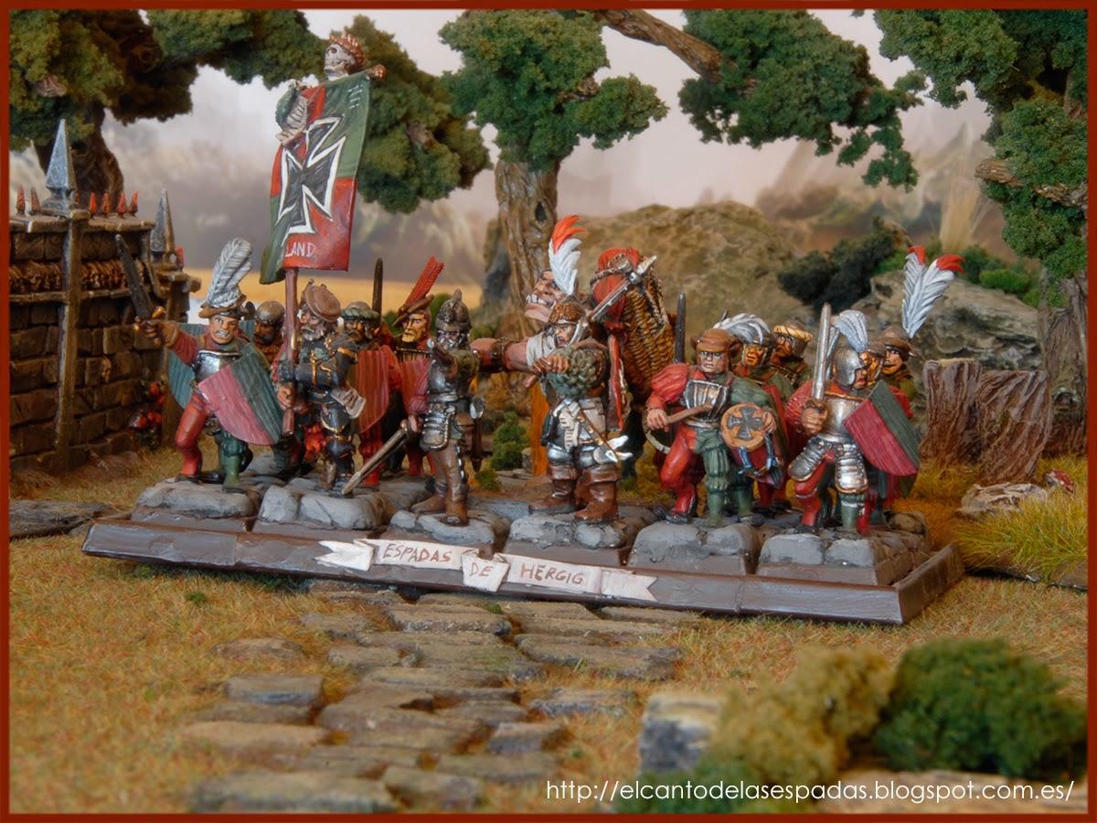 LastSword, EL Canto de las Espadas Hergig-Imperio-Empire-Soldados-Estatales-State-Troops-Espadachines-Warhammer-Fantasy-02