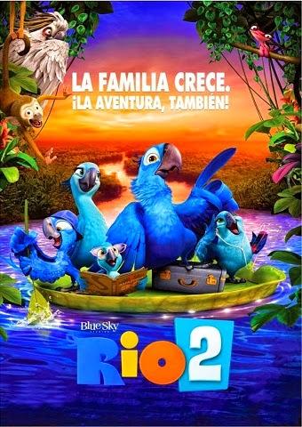 Rio 2 2014 Audio Latino AC3 5.1 448 kbps