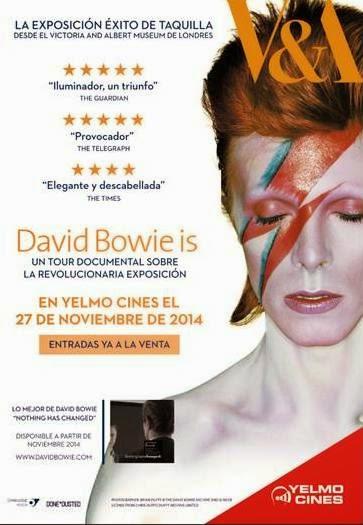 Dawid Bowie is