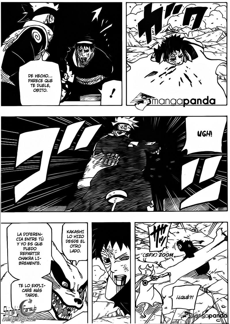 Naruto Shippuden Manga 609