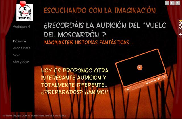 Escuchando con la imaginación - Audición 4