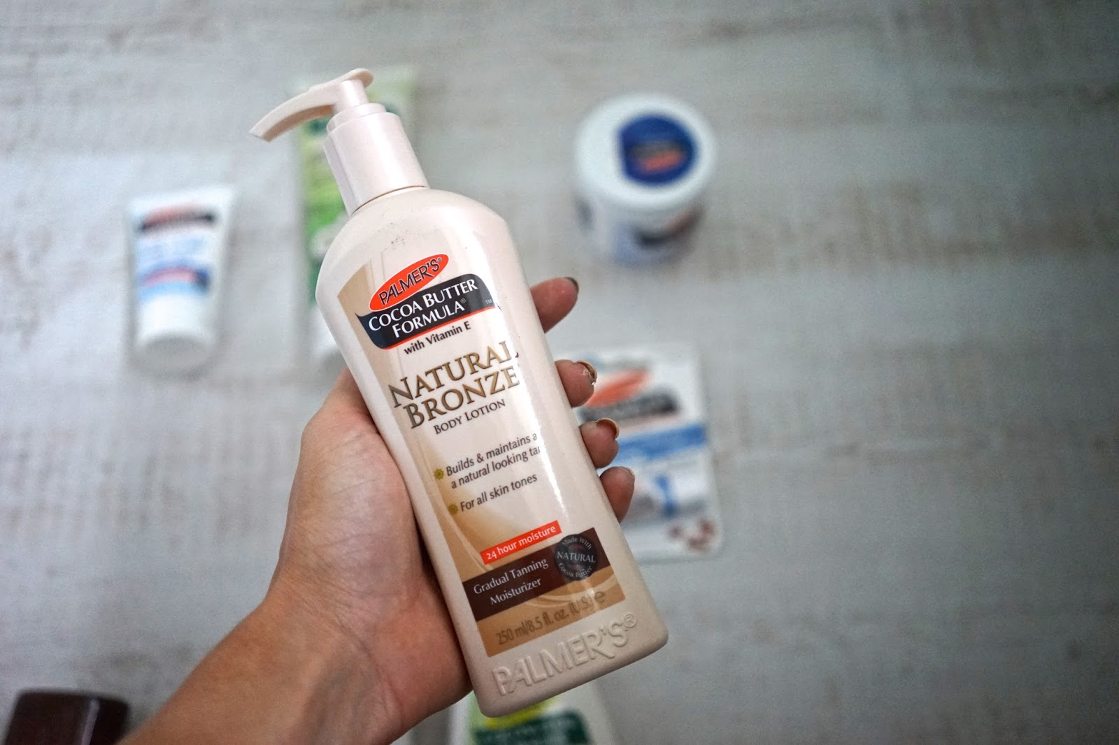 Palmer's Cocoa Butter Natural Bronze review