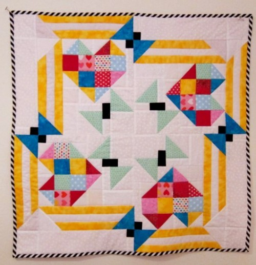 Hearts and Butterflies - Free Pattern