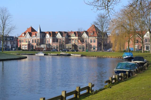 السياحة في مدينة هارلم الهولندية