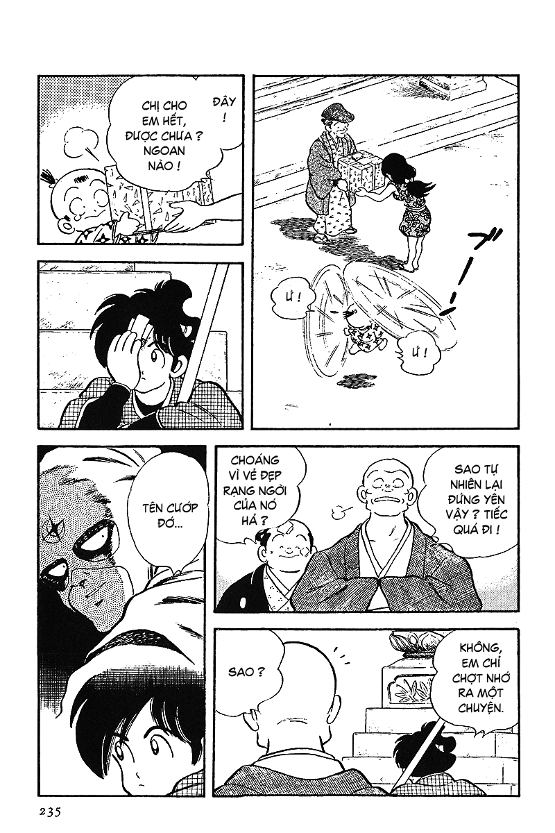 Nijiiro Togarashi - Ớt Bảy Màu chap 12 - Trang 16