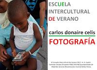 """Sala """"La Cornisa"""": Escuela Intercultural de verano, Carlos Donaire Celis"""