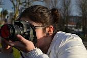 Enamorada de la fotografía.