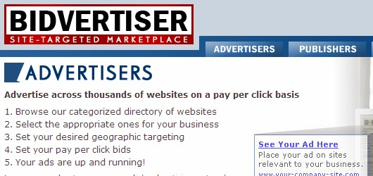 High cpm ad networks other than adsense 2