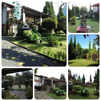 Outbound di villa Gartik - Villa Istana Bunga