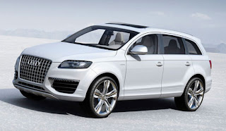 Latest Cars Models 2012  Audi Q5 2012