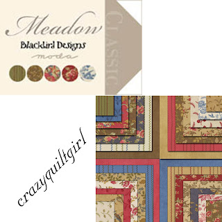 Moda MEADOW Quilt Fabric by Blackbird Designs