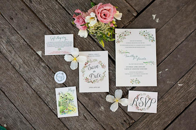 Mid North Coast Weddings Magazine Sail and Swan wedding invitations rustic vintage hand drawn hand lettering watercolour wedding statioenry australia perth sydney melbourne adelaide inspiration