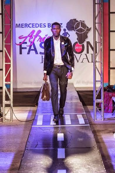 MERCEDES AFRICAN FASHION FESTIVAL, LOUX THE VINTAGE GURU, A GENTLEMANS LIVING
