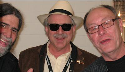 with joe berger and malc deakin at musikmesse frankfurt