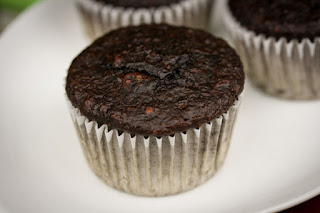 flourless-chocolate-oat-muffin