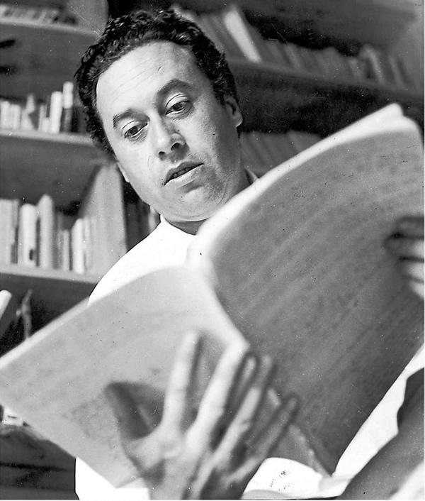 Enrique Lihn - Chile 1929 - 1988