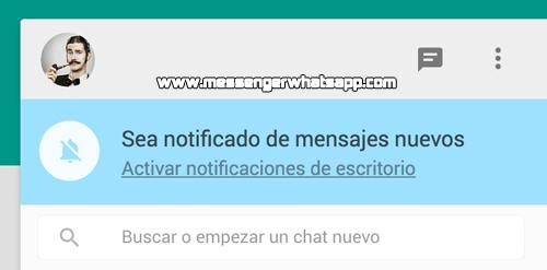 Como activar las notificaciones de WhatsApp Web en Firefox