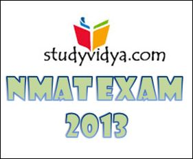 Nmat 2014 exam date syllabus paper pattern for Window 3 nmat