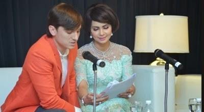 Rozita Che Wan & Zain Saidin Nikah 11.12.2013, Perkahwinan RM13 juta Rozita Che Wan & Zain Saidin