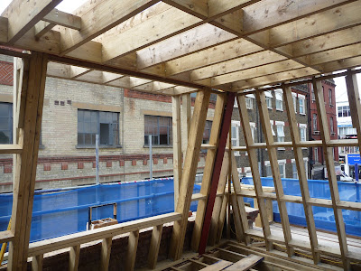 Woodenbother Mansard Roof Construction