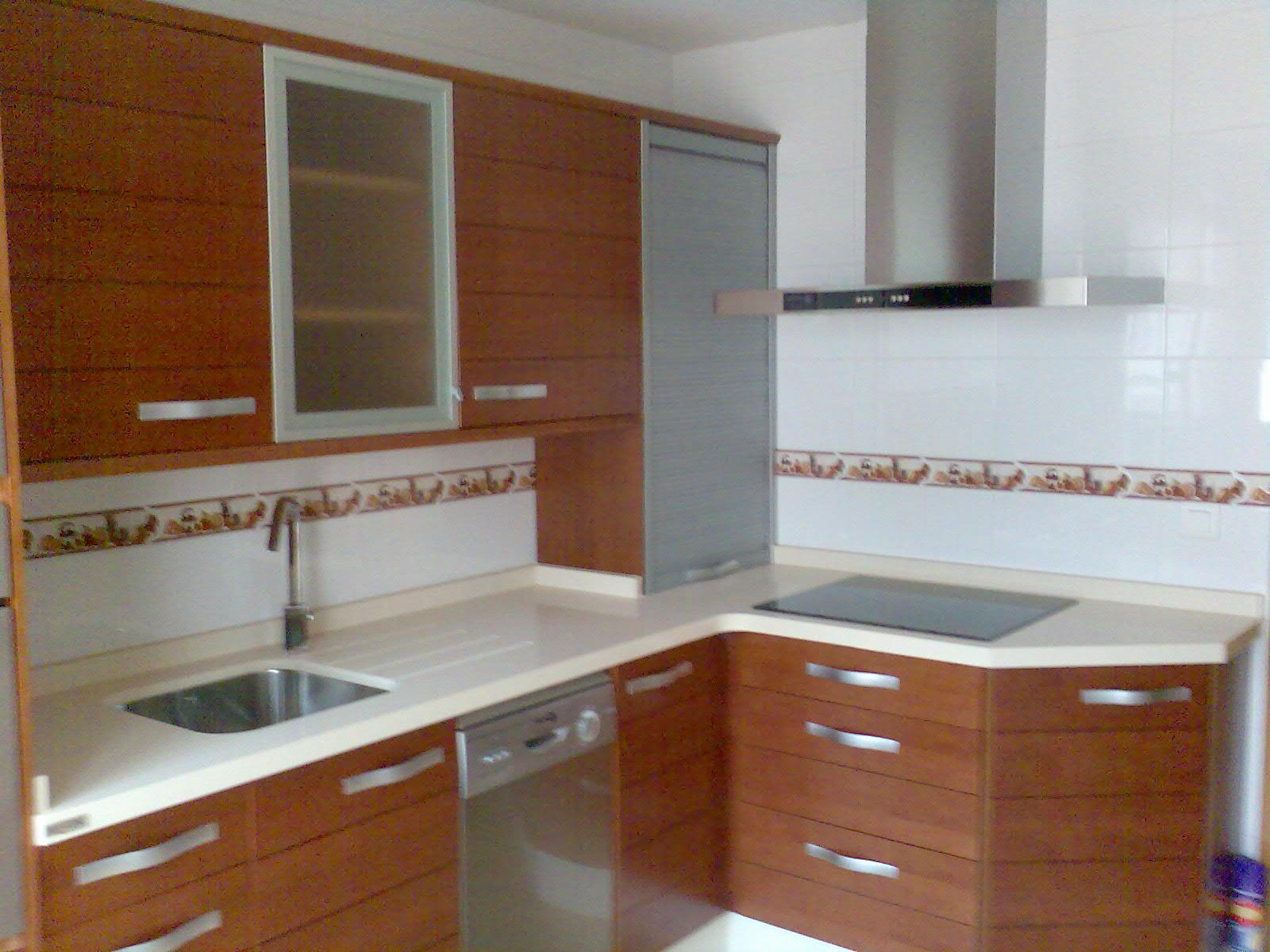Montajes pacheco dominguez dmp dise o madera for Estructura de cocinas modernas
