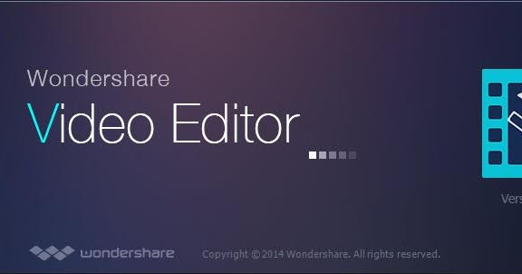 Wondershare Video Editor registration key