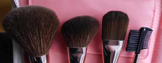 Sephora Stand Up and Shine Prestige Easel Brush Set Review