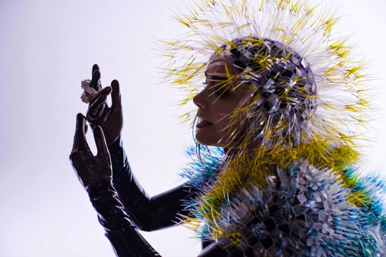Björk - Emotional Landscapes