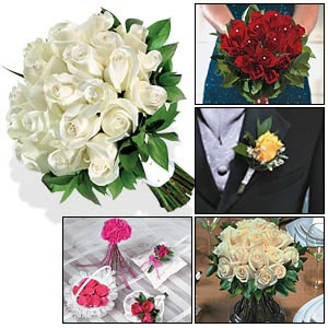 wedding rose budgets