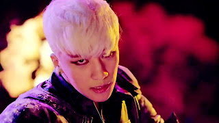 Big Bang Seungri from Bang Bang Bang MV