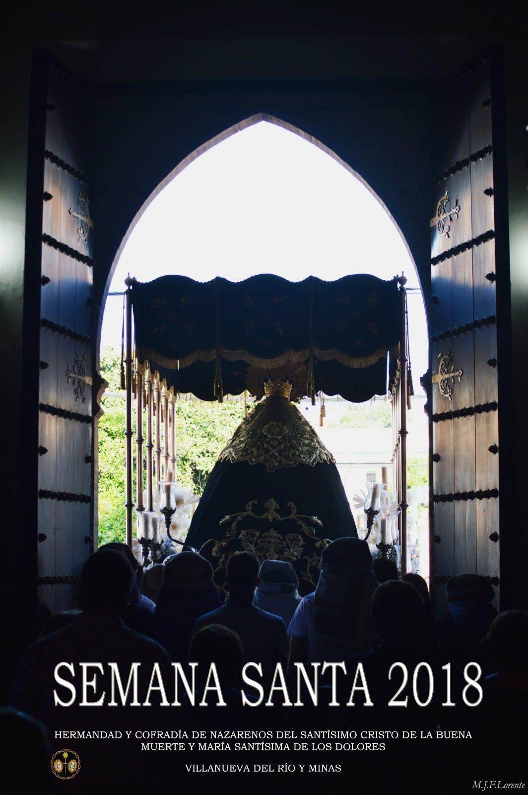 SEMANA SANTA 2018 EN VILLANUEVA DEL RÍO Y MINAS