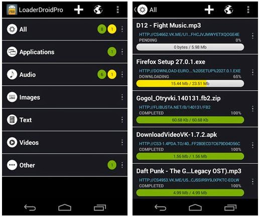 4 manager gratis untuk android tutorial android