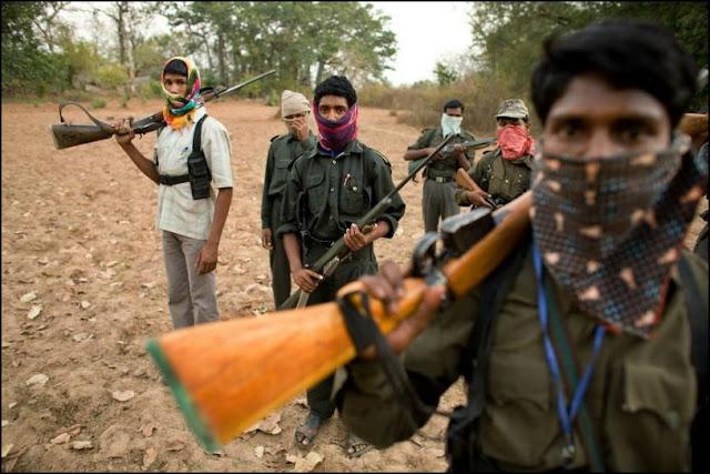naxalite army