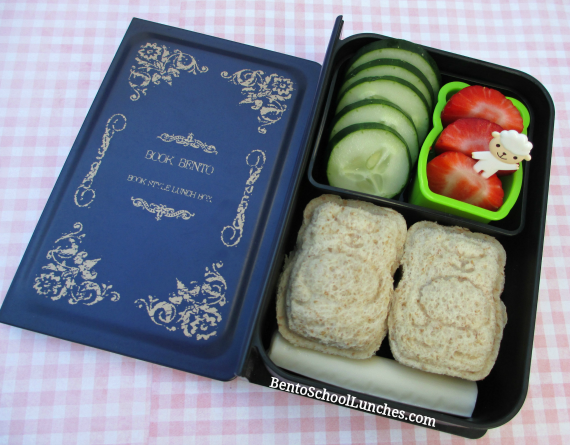 Sheep pocket sandwiches, Chinese New Year Of Sheep