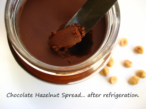 Chocolate Hazelnut Spread Recipe — Dishmaps