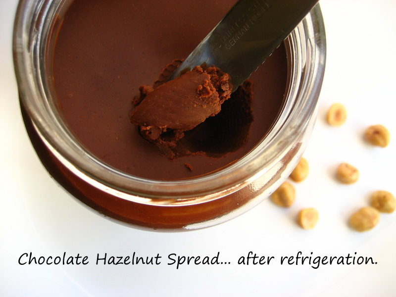 "... Cooking In Montana: Chocolate Hazelnut Spread... or Homemade ""Nutella"