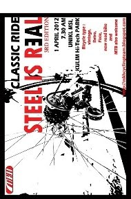 MKH CLASSIC RIDE 3RD EDITION - STEEL IS REAL