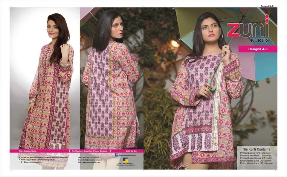 Stunning kurti fashion 2015