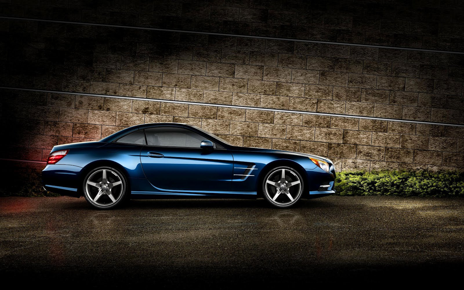 Jake 39 s car world all new mercedes benz sl wallpaper for All new mercedes benz