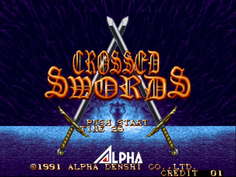Crossed Swords PC Game