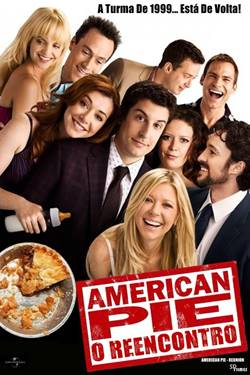 Capa American Pie O Livro do Amor Torrent Dublado