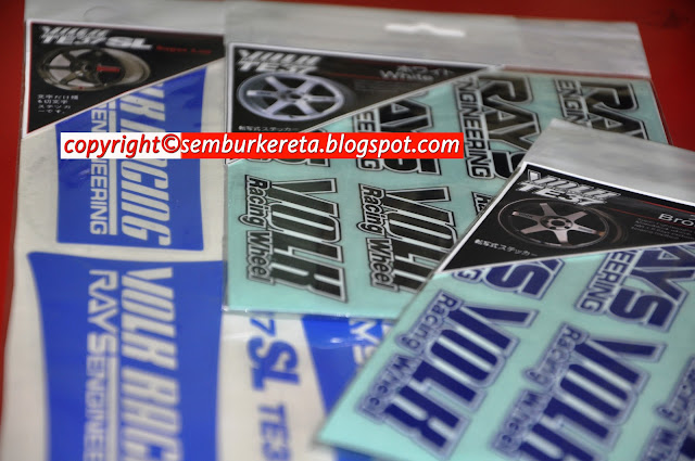 te37 sticker volk racing